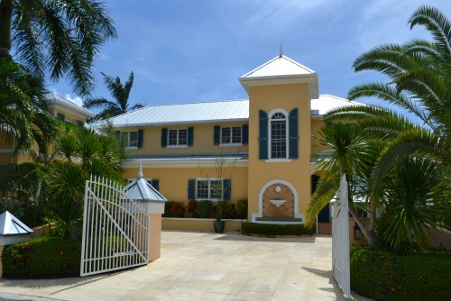 The first Residential Home at Cayman by West Indies Broker by Malin Ratcliffe