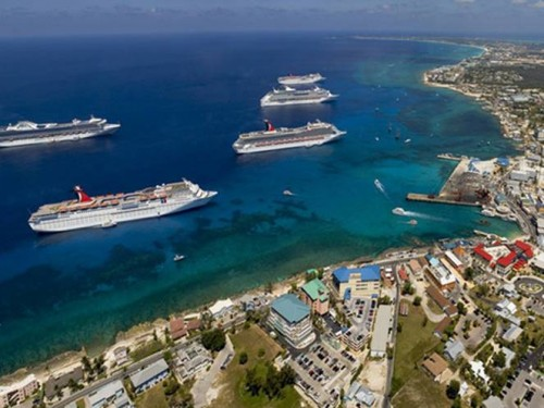 MARKET ANALYSIS TOUR OF GRAND CAYMAN with INSIDER, Malin Ratcliffe CHAPTER THREE George Town by Malin Ratcliffe