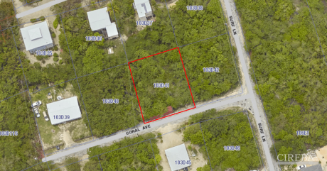 CORAL AVENUE CAYMAN BRAC, 410699, Land Properties