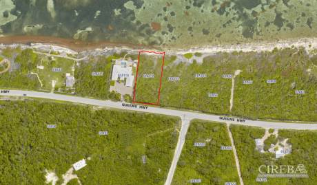 QUEENS HIGHWAY OCEANFRONT - LOT A, 408830, Land Properties