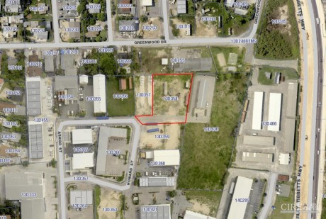 GEORGE TOWN CENTRAL COMMERCIAL LAND, 411409, Land Properties