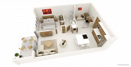 HW RESIDENCES, 410070, Residential Properties