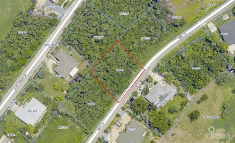 SAVANNAH HOUSE LOT, WEST LANE, 412772, Land Properties