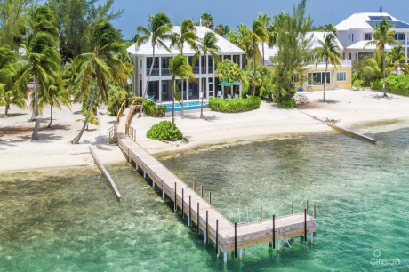 A-BIT-A KAI BEACH FRONT RESIDENCE W/GUEST HOUSE, BOAT GARAGE AND DOCK!, 412807, Residential Properties