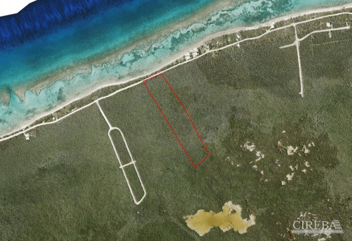 WATERFRONT BEACH/INTERIOR LAND  LITTLE CAYMAN