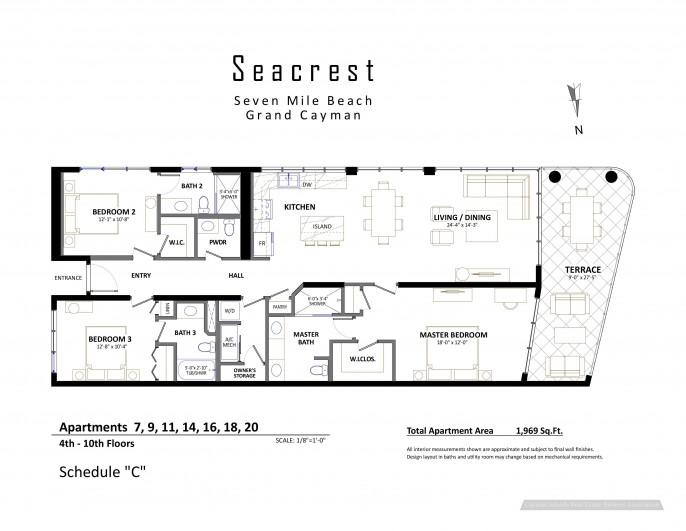 SEACREST UNIT # 14 - Image 1