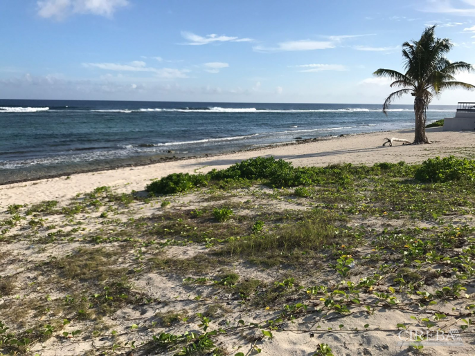 MANSE ROAD  BEACHFRONT LAND