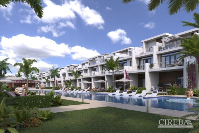BAHIA - TWO BEDROOM TOWNHOUSE WITH POOL VIEW