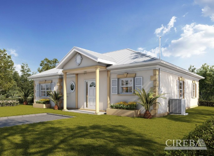 HIBISCUS 3 BED SINGLE FAMILY HOME PRE-CONSTRUCTION