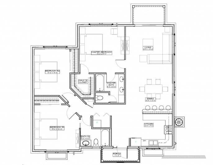 HIBISCUS 3 BED SINGLE FAMILY HOME PRE-CONSTRUCTION - Image 2