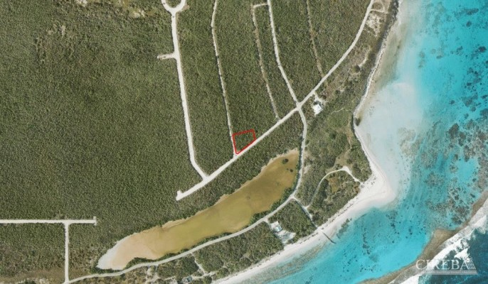 LITTLE CAYMAN LOT NEAR POINT OF SAND - Image 1