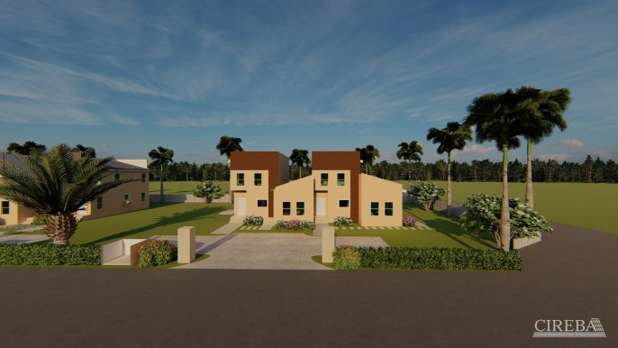 3 BED BODDEN TOWN HOME UNDER CONSTRUCTION #2
