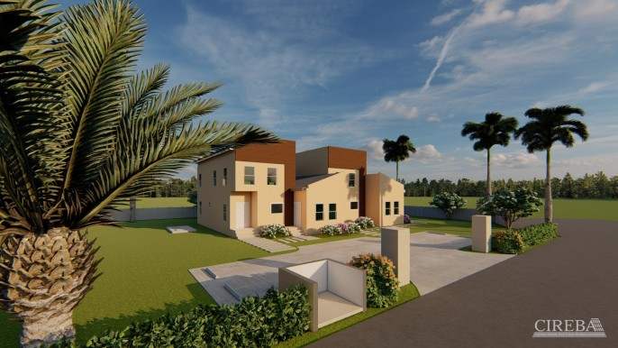 3 BED BODDEN TOWN HOME UNDER CONSTRUCTION - Image 2