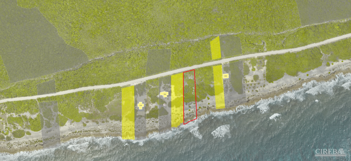 WATER FRONT LAND - SOUTH SIDE CAYMAN BRAC - Image 1