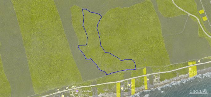 22 ACRES BLUFF LAND - SOUTH SIDE CAYMAN BRAC - Image 1