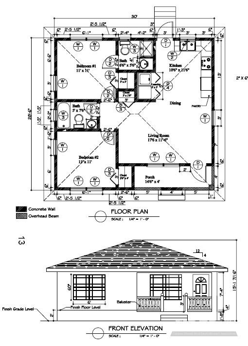 2 BEDROOM HOME - SUN VALLEY DRIVE, CAYMAN BRAC - Image 2