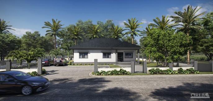 LEMON RD 3 BEDROOM FAMILY HOME #1 PRE-CONSTRUCTION