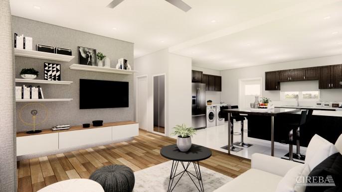 LEMON RD 3 BEDROOM FAMILY HOME #2 PRE-CONSTRUCTION - Image 3