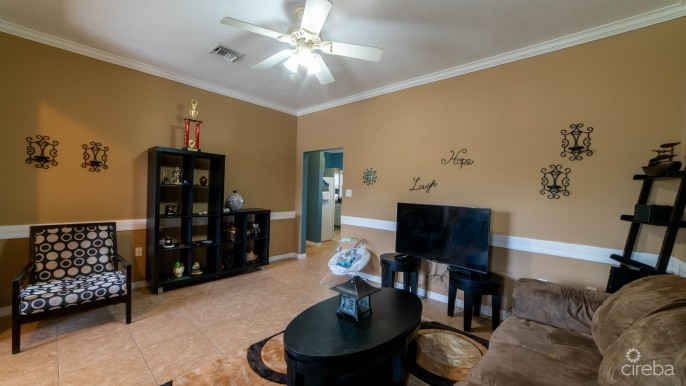 NORTH SOUND GARDENS 3 BED SINGLE FAMILY HOME - Image 1