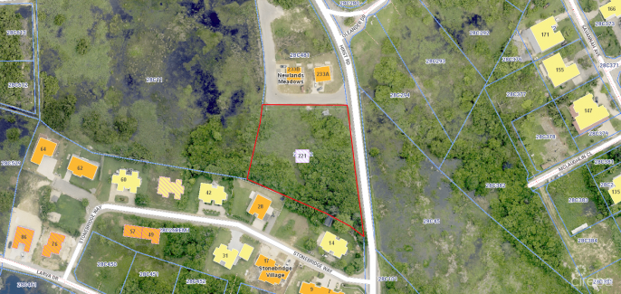 HIRST RD. PROPERTY - `1.24 ACRES - Image 1