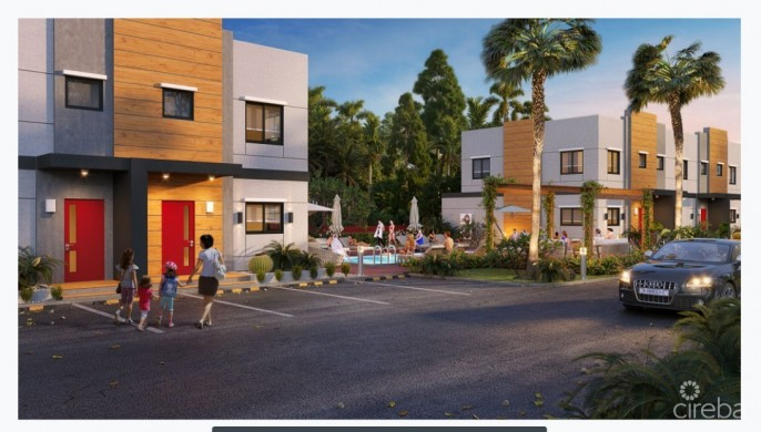 THE PALMS AT DOMINO STREET - 1 BED 1.5 BATH ON 2 FLOORS - PRE-CONSTRUCTION