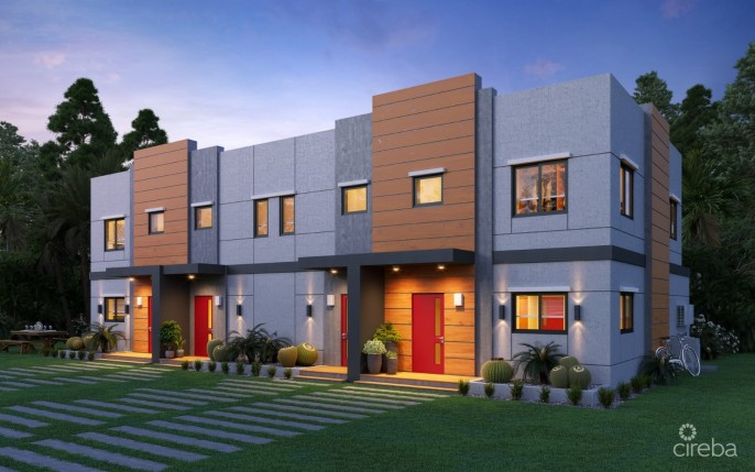 THE PALMS AT DOMINO STREET - 1 BED 1.5 BATH ON 2 FLOORS - PRE-CONSTRUCTION - Image 1