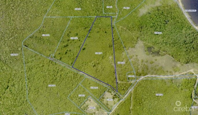 FRANKS SOUND ACREAGE (6.96 ACRES ) - Image 2