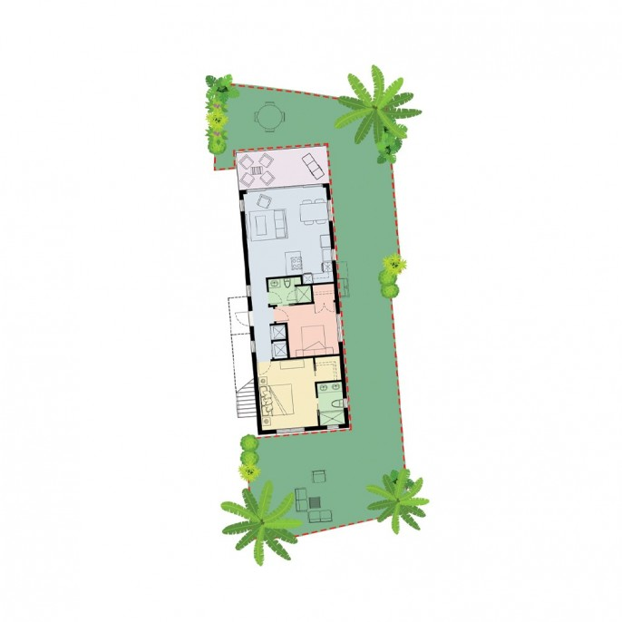 SILVER REEF RESIDENCES | UNIT 9 - Image 7