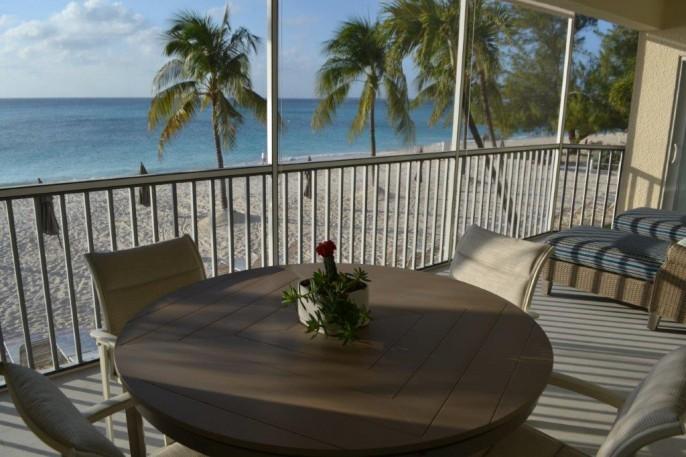 COLONIAL CLUB   SEVEN MILE BEACH 3 Bedroom Beach Front Condo (!) #14
