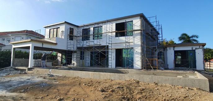 Casa Feliz, a Vista Del Mar Residence - WINDOWS AND DOORS ARE IN!!!