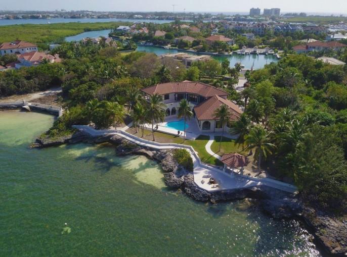 MIRAMAR, a Vista Del Mar Estate, #113 Ironshore Drive, Grand Cayman (Tremendous Value!)