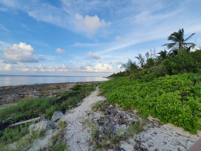 Ocean Front Land North Point Boatswains Bay 0.95 acres - Image 2