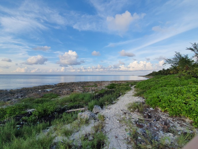 Ocean Front Land North Point Boatswains Bay 0.95 acres - Image 8