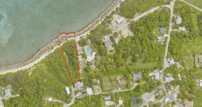 Ocean Front Land North Point Boatswains Bay 0.95 acres