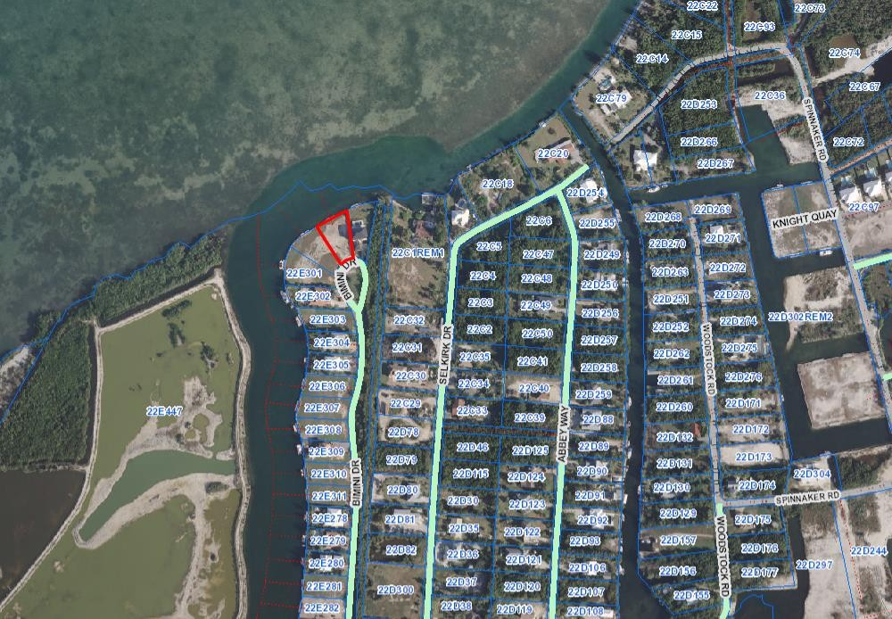 South Reach Grand Harbor Ocean Front Lot - Image 1