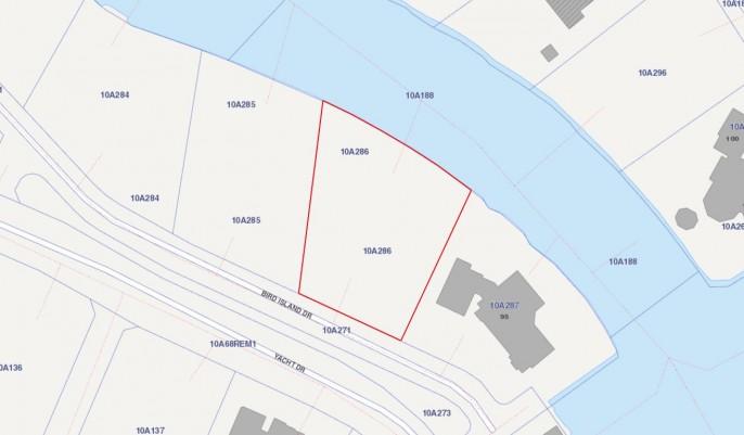 Vista Del Mar Canal Lot, Bird Island Drive - Image 2