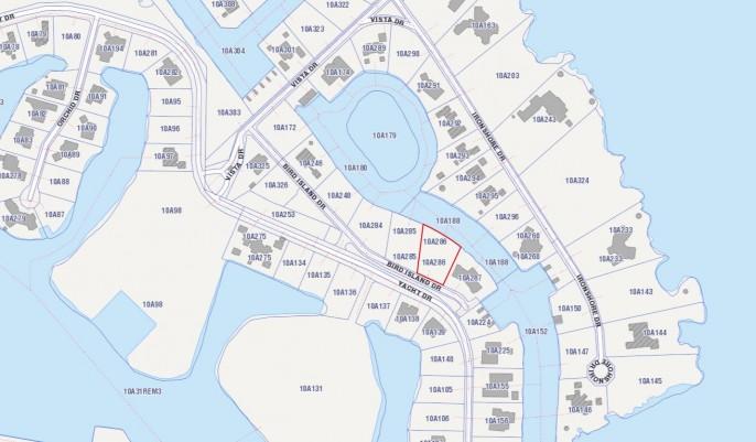 Vista Del Mar Canal Lot, Bird Island Drive - Image 14