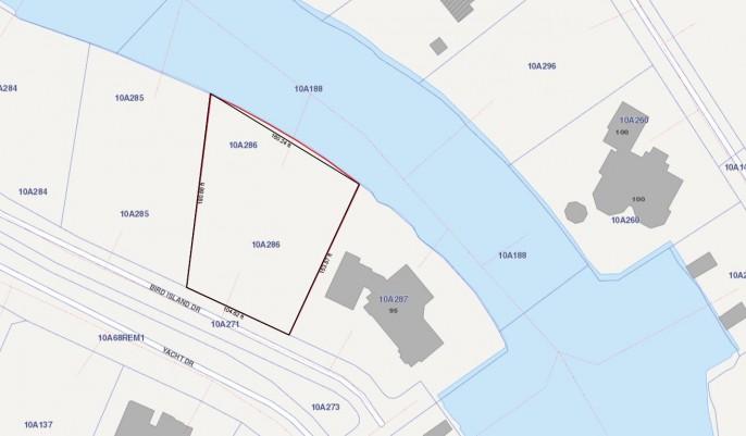Vista Del Mar Canal Lot, Bird Island Drive - Image 5