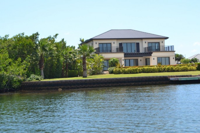 the AQUILO Residence, at the tip of South Reach, Grand Harbour - North Sound Ocean Frontage - Image 24