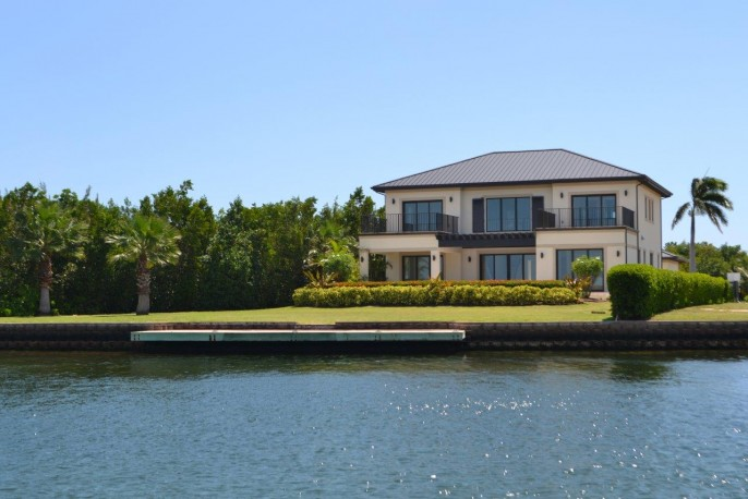 the AQUILO Residence, at the tip of South Reach, Grand Harbour - North Sound Ocean Frontage - Image 22