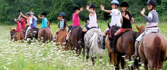 Horse riding for children in Cayman Islands